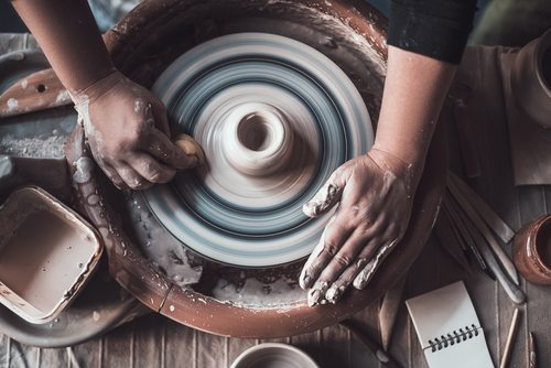 Pottery Awakens The Mind, Body, Spirit Connection For Addiction Treatment