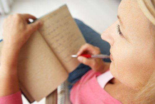 Writing Therapy Brings Eating Disorder Issues To Light