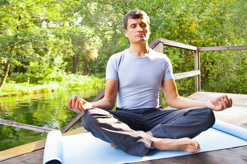 Yoga and Meditation in Addiction Recovery
