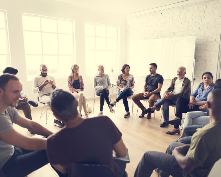 Spiritual Direction in Group Therapy